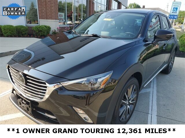 2017 Mazda CX-3 Grand Touring Mayfield Village OH