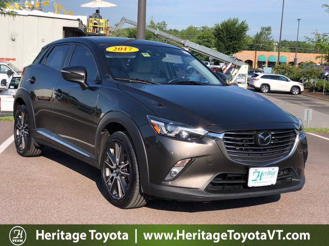 2017 Mazda CX-3 Grand Touring South Burlington VT