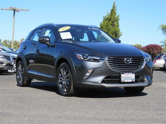 2017 Mazda CX-3 Grand Touring Carlsbad CA
