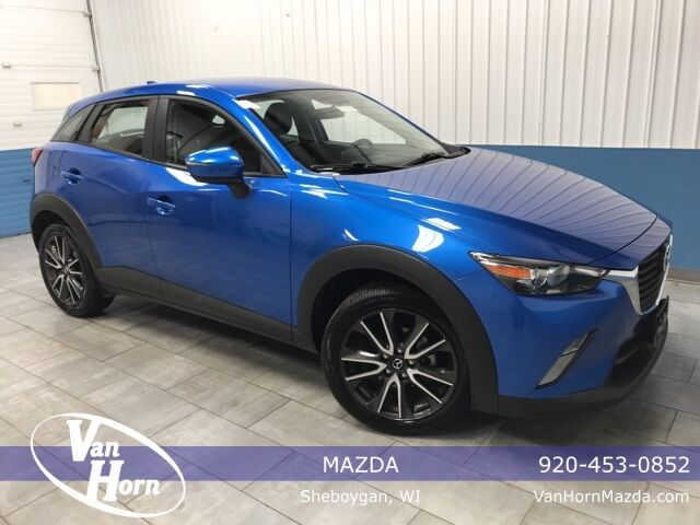 2017 Mazda CX-3 Touring Plymouth WI