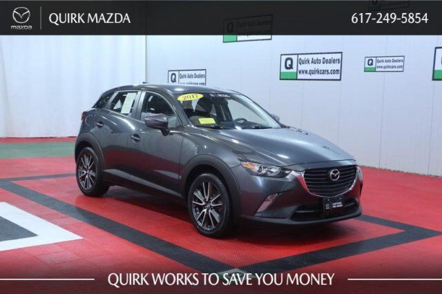 2017 Mazda CX-3 Touring Premium Package Quincy MA