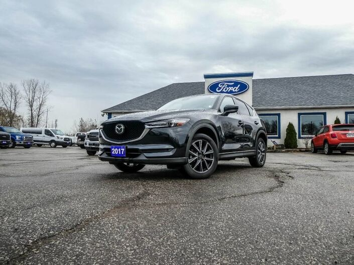 2017 Mazda CX-5 AWD- LEATHER- SUNROOF- NAVIGATION- BACKUP CAAMERA Essex ON