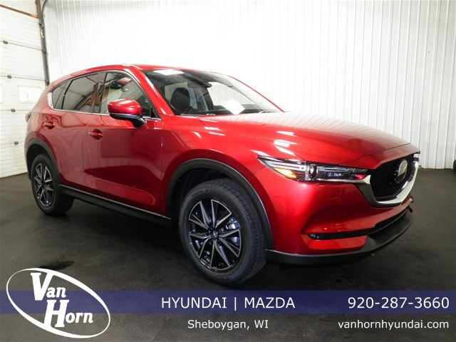 2017 Mazda CX-5 AWD Grand Touring Sheboygan WI
