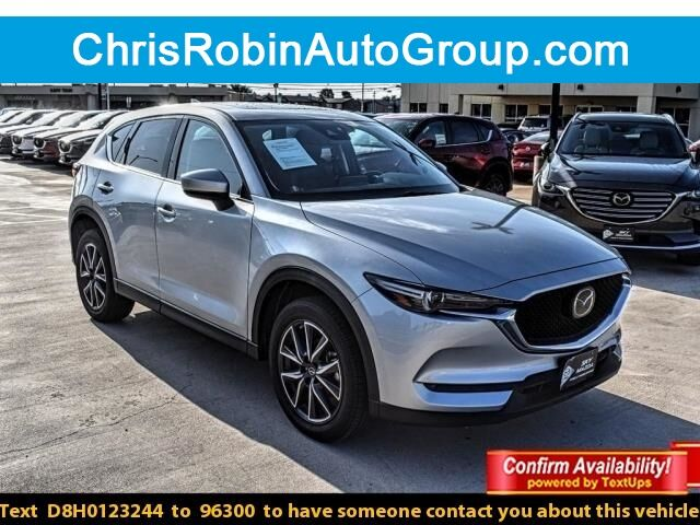 2017 Mazda CX-5 GRAND TOURING FWD Midland TX