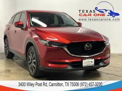 2017_Mazda_CX-5_GRAND TOURING NAVIGATION SUNROOF LEATHER HEATED SEATS REAR CAMERA KEYLESS START BOSE SOUND_ Carrollton TX