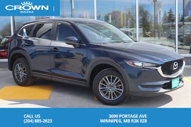 2017 Mazda CX-5 GX **Unlimited KM Warranty** Winnipeg MB