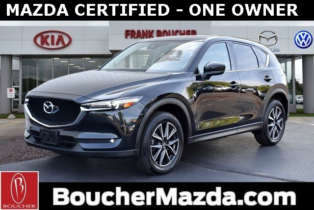 2017 Mazda CX-5 Grand Select Racine WI