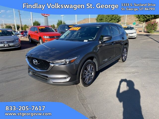 2017 Mazda CX-5 Grand Select St. George UT