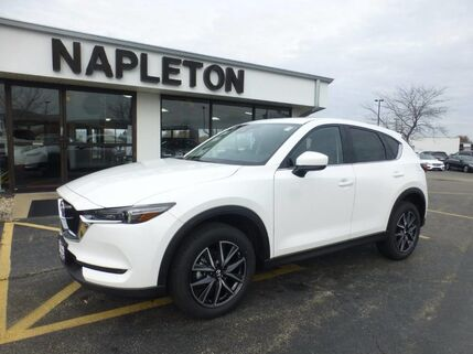 2017_Mazda_CX-5_Grand Select_ Bourbonnais IL