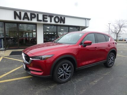 2017_Mazda_CX-5_Grand Select_ Bourbonnais IL