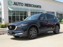 2017_Mazda_CX-5_Grand Touring AWD NAV, SUNROOF, LANE DEPART, BLUETOOTH, ADAPT CRUISE, PWR LIFT, BOSE, BACKUP CAM_ Plano TX