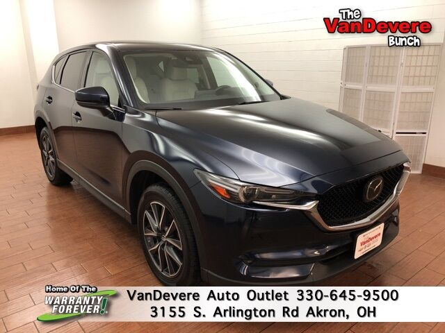 2017 Mazda CX-5 Grand Touring Akron OH