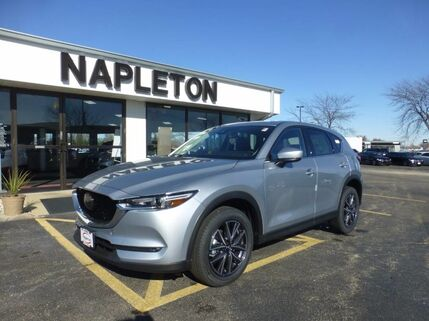 2017_Mazda_CX-5_Grand Touring_ Bourbonnais IL