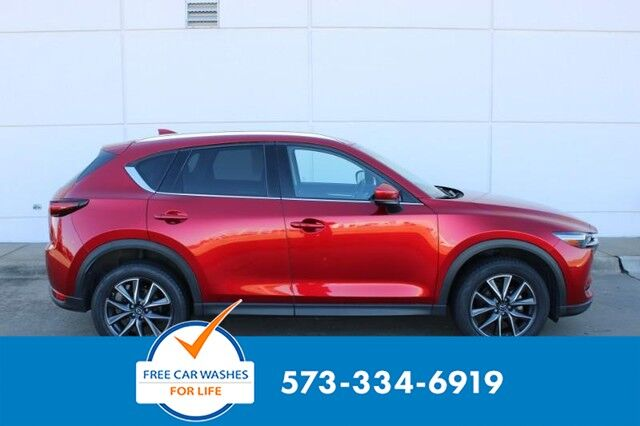 2017 Mazda CX-5 Grand Touring Cape Girardeau MO