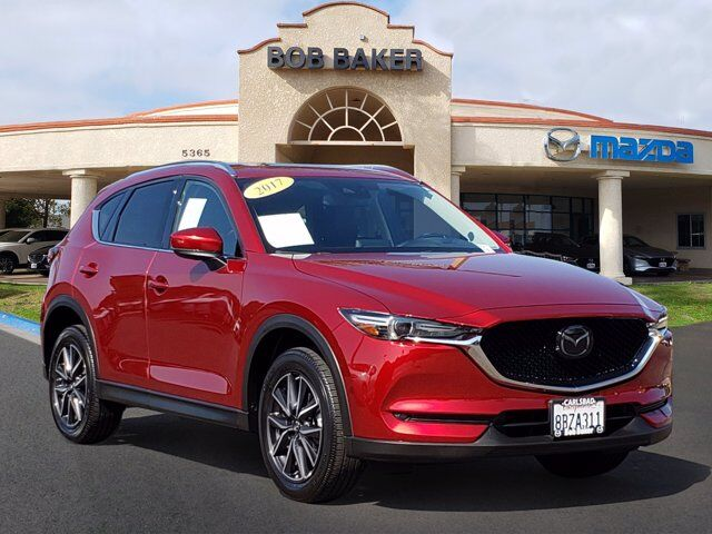 2017 Mazda CX-5 Grand Touring Carlsbad CA