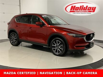 2017_Mazda_CX-5_Grand Touring_ Fond du Lac WI