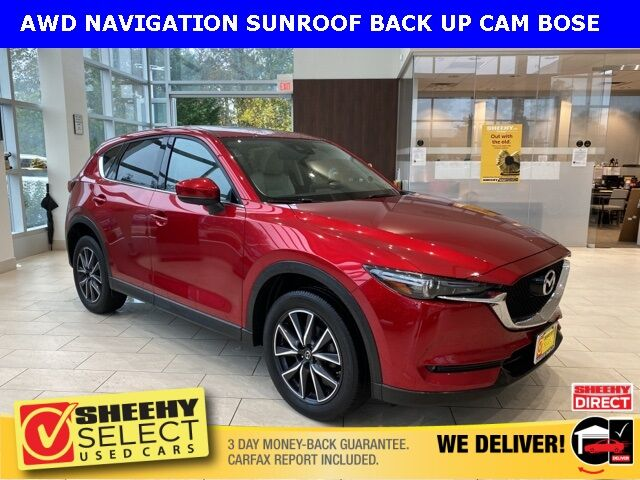 2017 Mazda CX-5 Grand Touring Chantilly VA