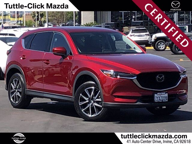 2017 Mazda CX-5 Grand Touring Irvine CA