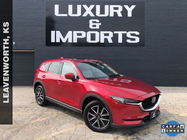 2017 Mazda CX-5 Grand Touring Leavenworth KS