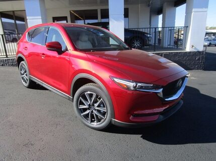 2017_Mazda_CX-5_Grand Touring_ Prescott AZ