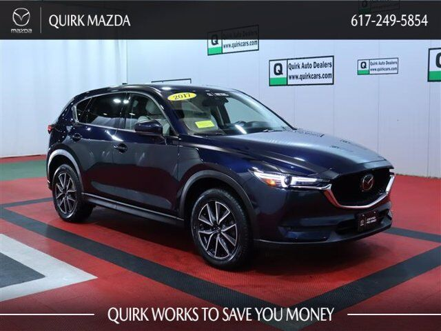 2017 Mazda CX-5 Grand Touring Quincy MA