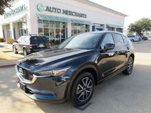2017_Mazda_CX-5_Grand Touring SUNROOF NAV, AUTO HOLD, HEATED SEATS POWER LIFTGATE BACKUP CAM BOSE REAR CLIMATE_ Plano TX