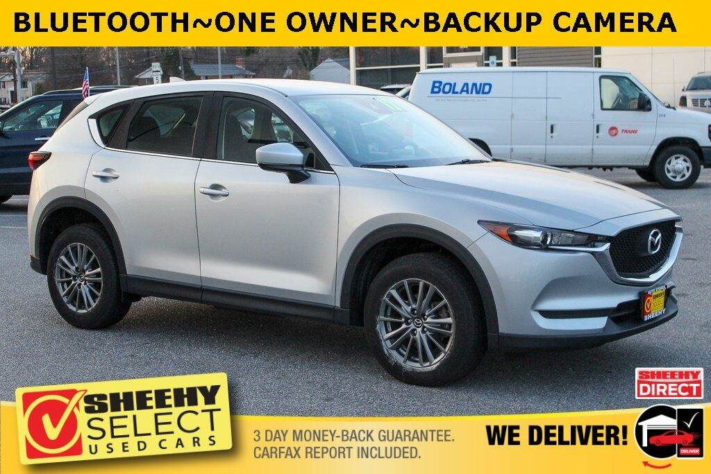 2017 Mazda CX-5 Sport Suitland MD