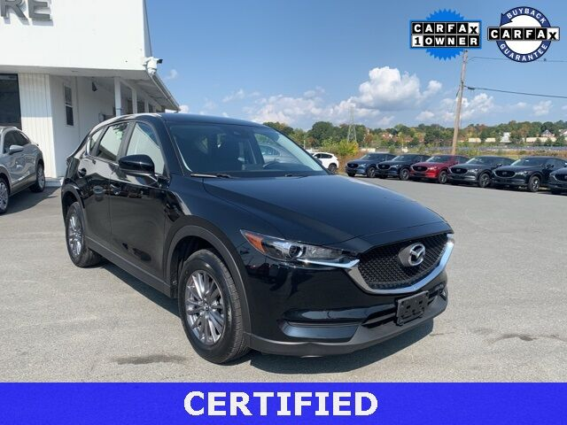2017 Mazda CX-5 Sport Pittsfield MA