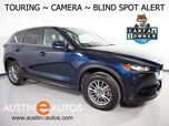 2017 Mazda CX-5 Touring *BLIND SPOT ALERT, BACKUP-CAMERA, STEERING WHEEL CONTROLS, KEYLESS ENTRY/START, ALLOY WHEELS, BLUETOOTH PHONE & AUDIO