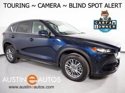 2017_Mazda_CX-5 Touring_*BLIND SPOT ALERT, BACKUP-CAMERA, STEERING WHEEL CONTROLS, KEYLESS ENTRY/START, ALLOY WHEELS, BLUETOOTH PHONE & AUDIO_ Round Rock TX