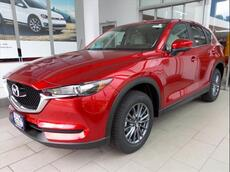 2017_Mazda_CX-5_Touring_ Brookfield WI