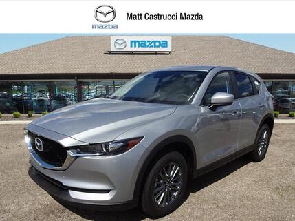 2017_Mazda_CX-5_Touring_ Dayton OH