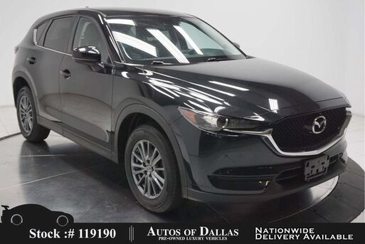 2017_Mazda_CX-5_Touring NAV,CAM,HTD STS,KEY-GO,BLIND SPOT,17IN WLS_ Plano TX