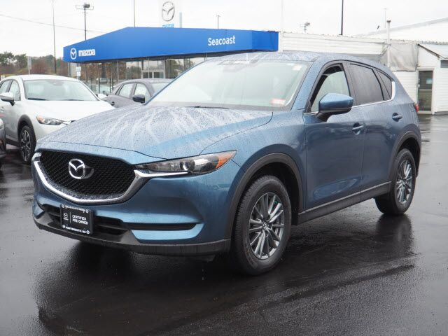2017 Mazda CX-5 Touring Portsmouth NH