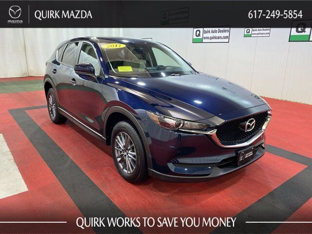 2017 Mazda CX-5 Touring Premium Package Quincy MA