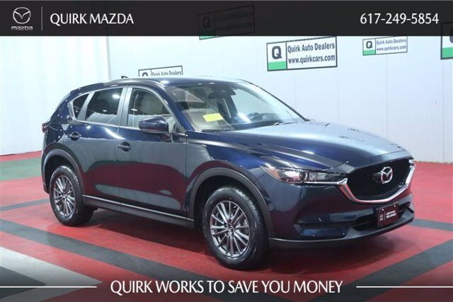 2017 Mazda CX-5 Touring Quincy MA