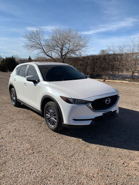 2017_Mazda_CX-5_Touring_ Santa Fe NM
