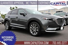 2017_Mazda_CX-9_Grand Touring_ Chantilly VA