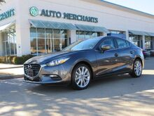 2017_Mazda_MAZDA3_i Touring AT 4-Door  LEATHER SEATS, SUNROOF, SATELLITE RADIO, PREMIUM STEREO, HEATED FRONT SEATS_ Plano TX