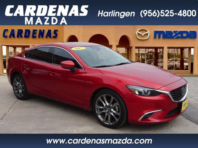 2017 Mazda MAZDA6 Grand Touring Harlingen TX