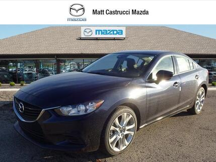 2017_Mazda_MAZDA6_Touring_ Dayton OH