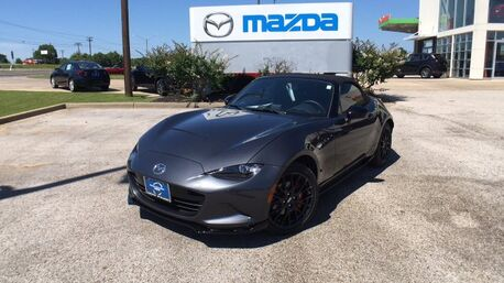 2017_Mazda_MX-5 Miata_Club_ Longview TX
