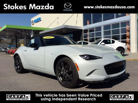 2017_Mazda_MX-5 Miata_Club_ Aiken SC