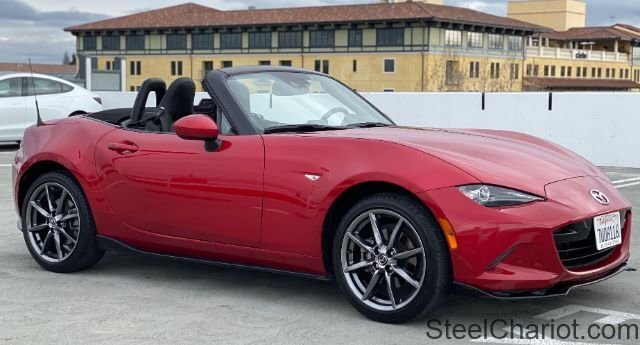 2017 Mazda MX-5 Miata Grand Touring 6MT