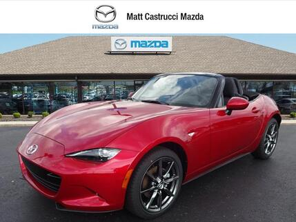 2017_Mazda_MX-5 Miata_Grand Touring_ Dayton OH