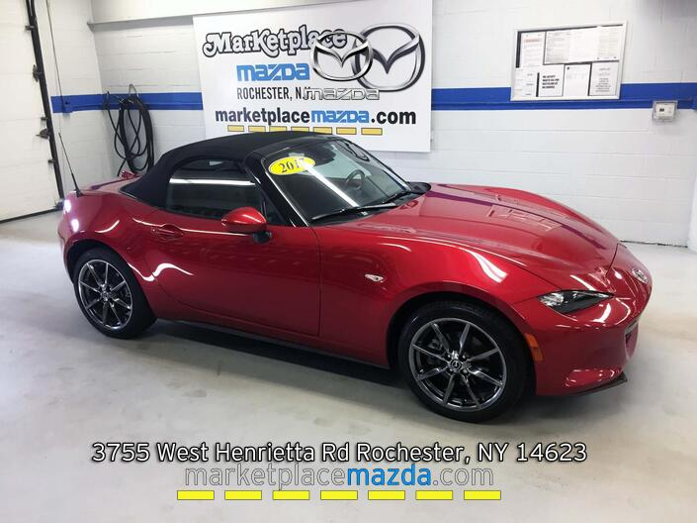 2017 Mazda MX-5 Miata Grand Touring Rochester NY