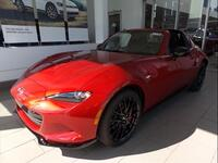 Mazda MX-5 Miata RF CLUB MANUAL 2017