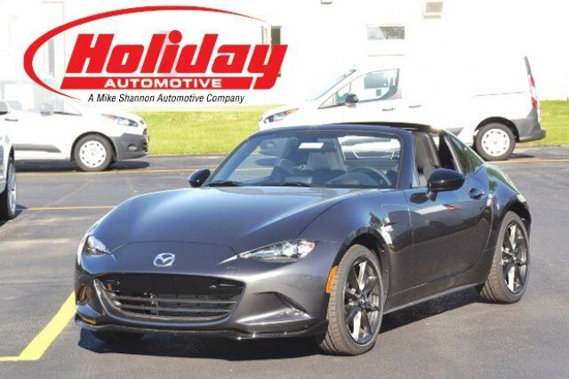 2017 mazda mx 5 miata rf club fond du lac wi 18647469. Black Bedroom Furniture Sets. Home Design Ideas