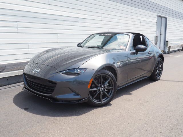 2017 Mazda MX-5 Miata RF Club Portsmouth NH