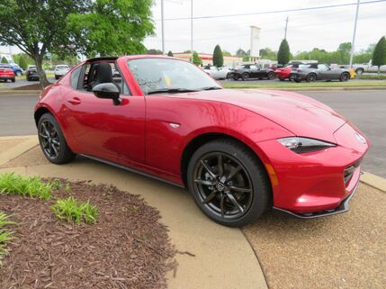 2017_Mazda_MX-5 Miata RF_Club_ Memphis TN